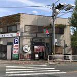 麺屋 一徳 - 店の外観