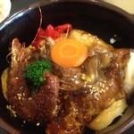洋食屋かごしま - エビカツ丼