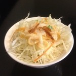 洋食屋かごしま - 定食のサラダ