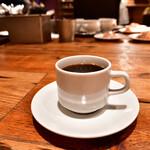 ラシーヌ - 【ORGANIC POWER LUNCH@1,830円】ホットコーヒー