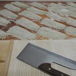 蕎麦カフェ INOJIN - 料理写真:赤城産の無農薬栽培蕎麦粉100%使用