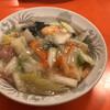中華料理 香州 - 料理写真:エビあんかけ塩焼きそば  890円