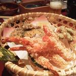 個室居酒屋 番屋 - 天ぷら 24年7月
