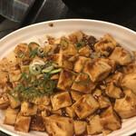 Bishokutenchiharuka - 麻婆丼