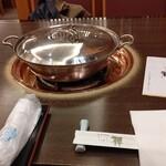しゃぶ禅 - しゃぶしゃぶ専用の鍋です。