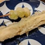 海鮮串天ぷら 中野家 -