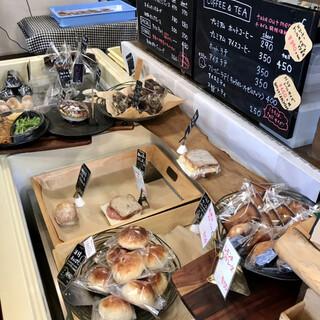 三良坂パン工房 麦麦 - 料理写真: