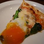 La Zucca di napoli - ☆半熟の卵がなかなかとろ~りでイイ感じ☆
