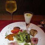 ランテルナ - 前菜盛合せ