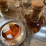 モニカ&アドリアーノ - 紅茶オレンジドルチェ