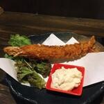 魚と旬菜と日本酒 炙りのどまん中 -