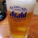 まじ亭 - ビール