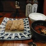 139712774 - 銘柄豚ひれかつ定食特上180g3000円