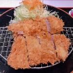 tonkatsutowashokunomisechouhachi - ヒレカツ