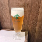 tonkatsutowashokunomisechouhachi - ハートランド生550円