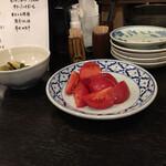 土佐のおきゃく - トマト