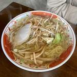 ピリカ - 野菜ラーメン(塩)