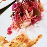 レストラン ル ボヌール - 甲殻類のお料理も充実してます!