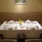 レストラン ル ボヌール - あなたの大切な方との食事にお勧めです。