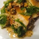レストラン ル ボヌール - 活アワビなど新鮮な魚介類が楽しめます。