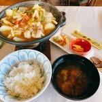 食堂 いなほ - 料理写真:御狩場焼御膳