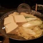 和食居酒屋 旬門 - 湯豆腐