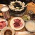 だるま - 料理写真:今夜はジンギスカン