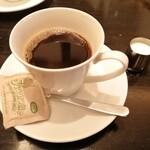 トラットリア ゴデレッチョ エビス - コーヒー