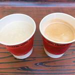 一休庵 - 甘酒とコーヒー