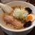麺屋 雪風 - 濃厚味噌ラーメン 850円(税込)