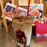 139736327 - アイスカフェモカ ¥150