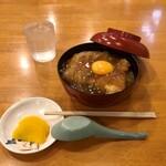 つちや食堂 - カツ丼 700円