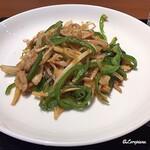 中国料理 空 - 青椒肉絲