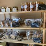 燻製マーケット - 燻製お菓子も販売されてます!