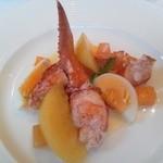 13974515 - オマール海老の前菜