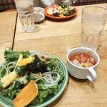 ハタケノパスタ - 料理写真: