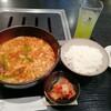 大東縁 - 料理写真:テグタン定食 900円