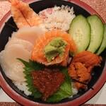 寿司海鮮 御旦孤 -