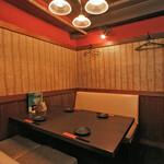 個室隠れ家 名古屋コーチン かけ屋 - 2F 個室
