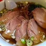 中華いずみ - チャーシュー麺