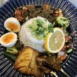 ハラール・ハブ カフェ&レストラン -