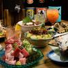 hommagurotoshimagohampanari - 料理写真: