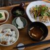 カフェ・ラグラス - 料理写真:ラグラスランチ 1220円(税込)