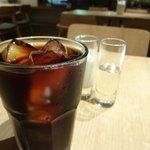 GARDEN PARTY cafe + kitchen - アイスコーヒー