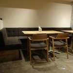 GARDEN PARTY cafe + kitchen - 落ち着いた感じです♪