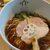 案山子 - 鶏清湯醤油(800円)