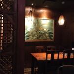 アジアンパーム - 店内風景