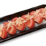 冷やしガリトマト