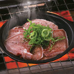 豚タン(卓上焼)