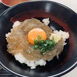 田子の浦港 漁協食堂 - 赤富士丼 900円